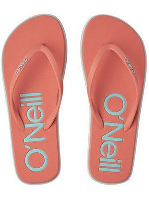 O'neill Profile Logo Sandals Red