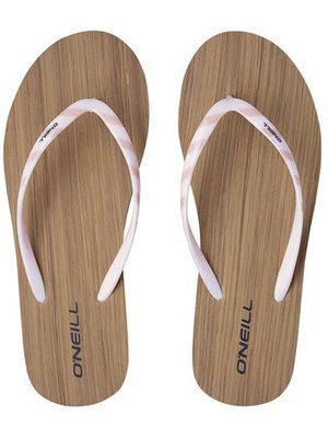 O'neill Ditsy Cork Sandals Pink