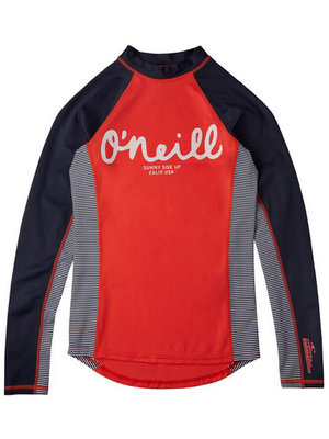 O'neill LS Skins Red