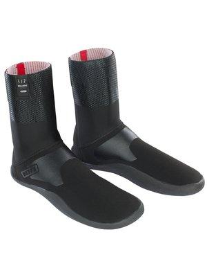 ION Ballistic Socks 3/2 Rt Zwart