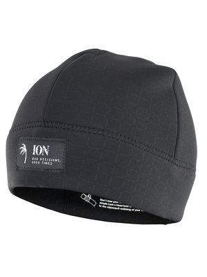 ION Neo Logo Beanie Zwart