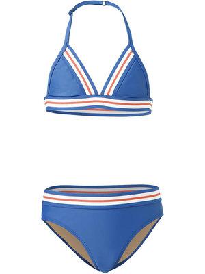 Brunotti Awan Jr Girls Bikini Blauw