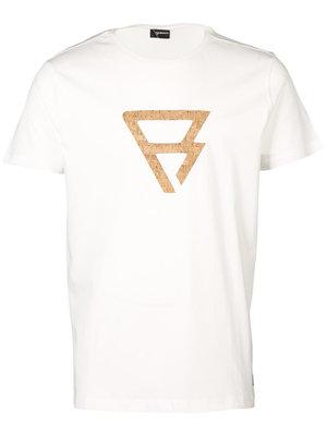 Brunotti Tajo Mens T-Shirt Wit
