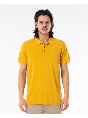 Ripcurl Faded Polo Yellow