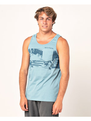 Ripcurl Busy Session Tank Blue
