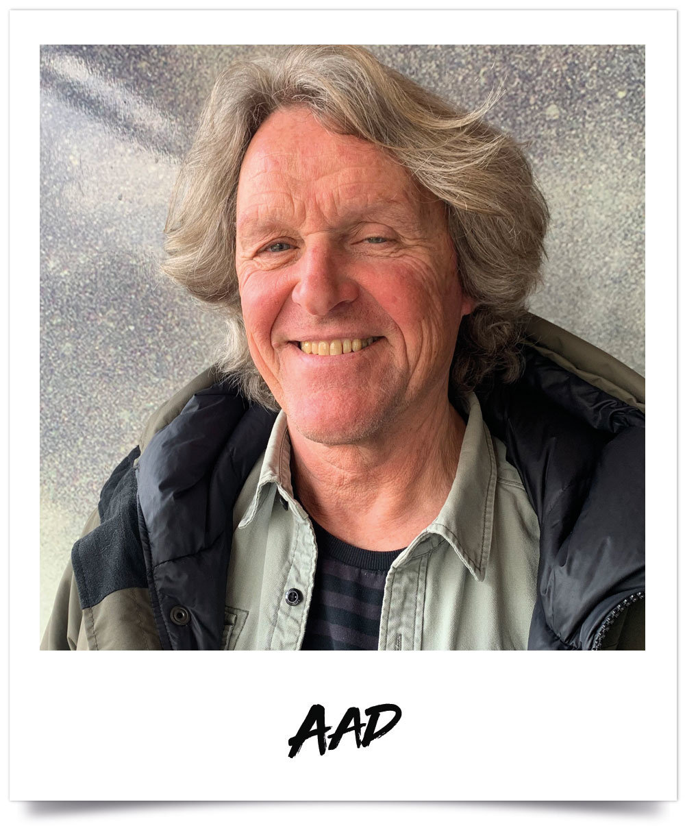 Aad van den Berg - Eurofuncenter Crew