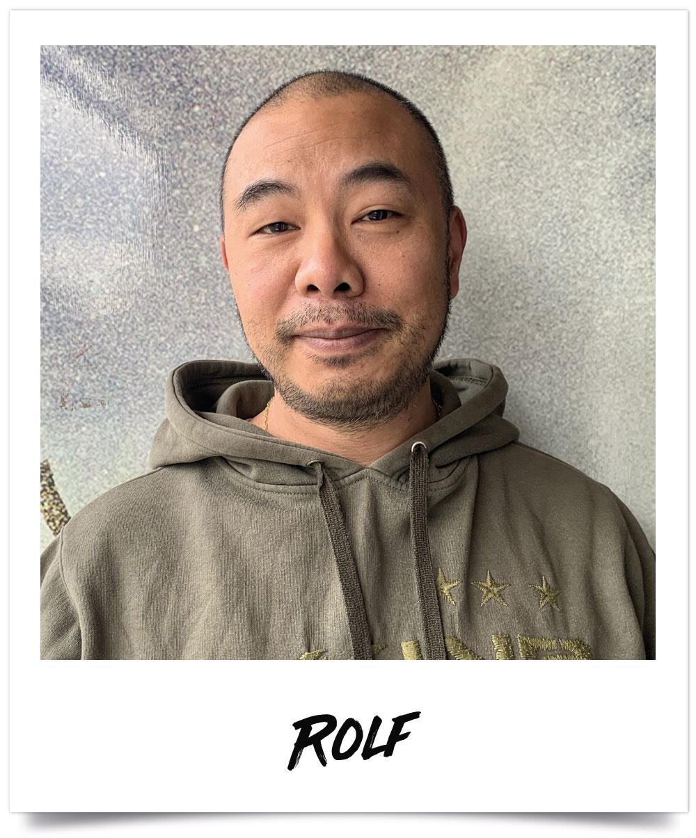 Rolf Sumo - Eurofuncenter Crew