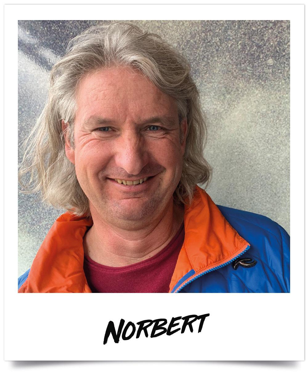 Norbert Kramer - Eurofuncenter Crew