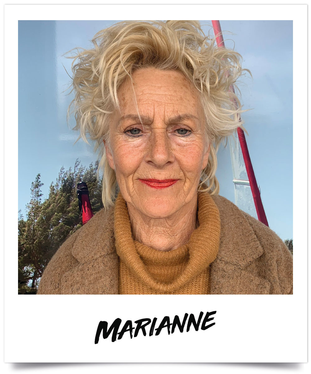 Marianne van Delft - Eurofuncenter Crew