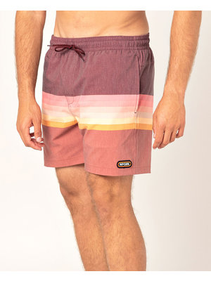 Ripcurl Layered Volley Red