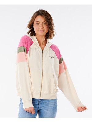 Ripcurl Shore Side Hoodie Wit