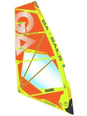Gaastra Manic C2 Oranje 2020