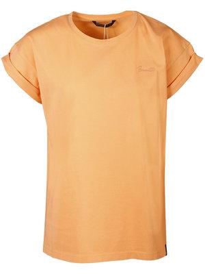 Brunotti Salina Damess T-Shirt Oranje