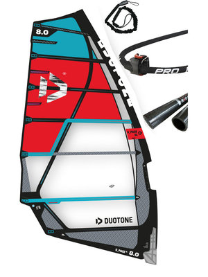 Duotone Windsurfing S_Pace SL 2020  Complete Tuigage