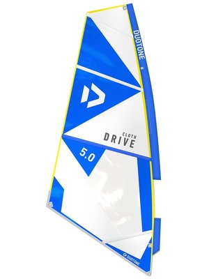 Duotone Windsurfing Drive Cloth Blauw Wit