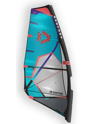Duotone Windsurfing Super Star grey/turquoise 2022