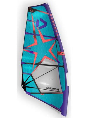 Duotone Windsurfing Super Star Stargazer 2.0 turquoise/coral 2022