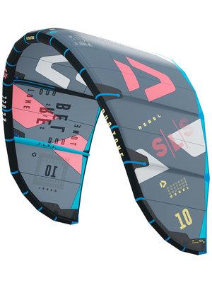 Duotone Kiteboarding Rebel Sls Grijs 2022