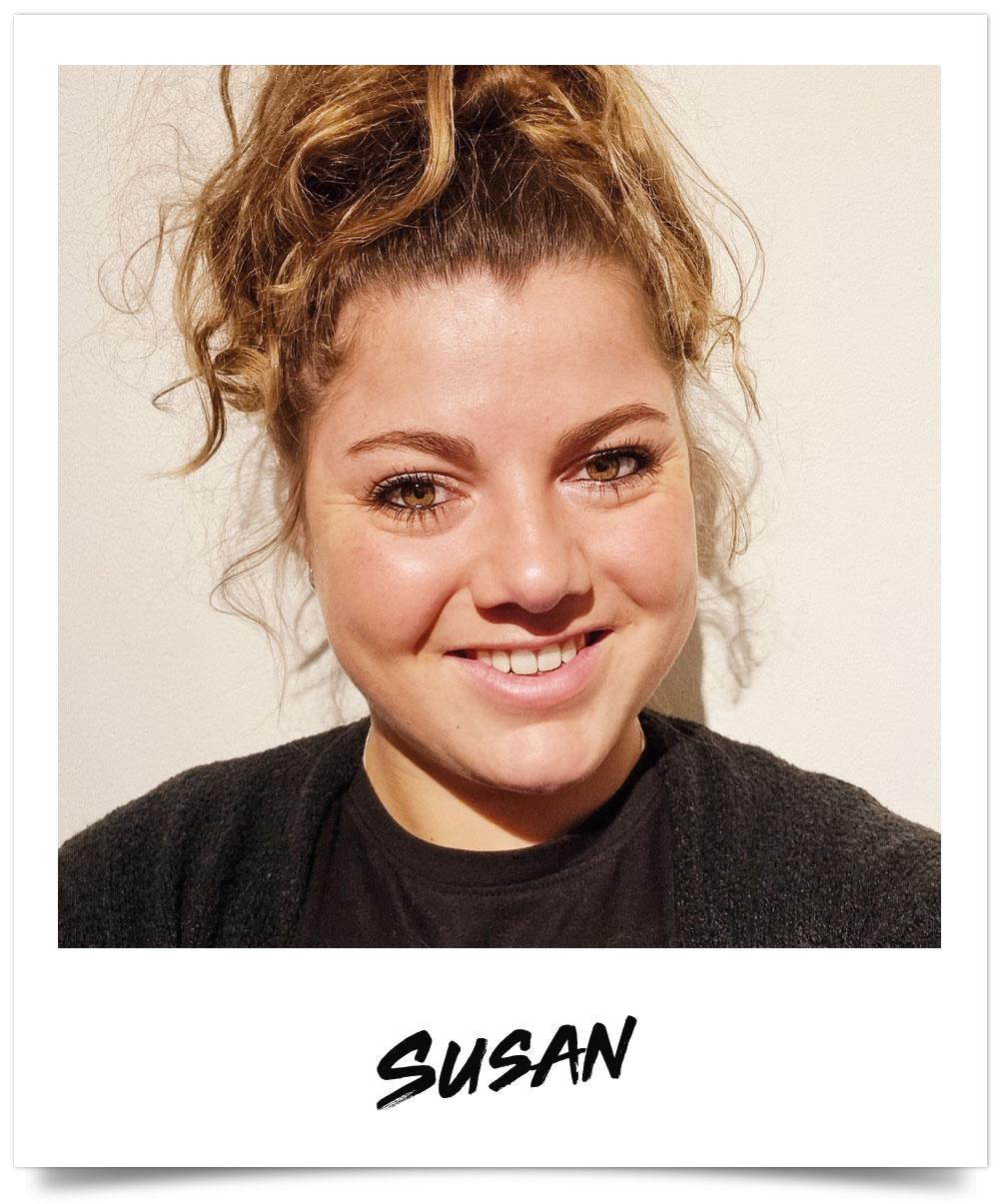 Susan - Eurofuncenter Crew