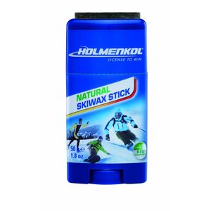 Holmenkol Natural Skiwax Stick 50 Gr