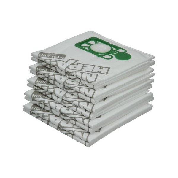 Numatic NVM 2BH HepaFlo Stofzakken (10 stuks)