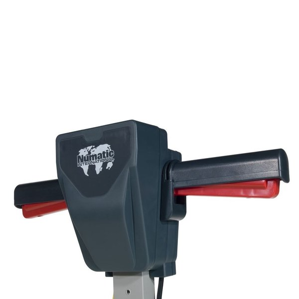 Numatic HFM 1515G Eenschijfsmachine, Graphite