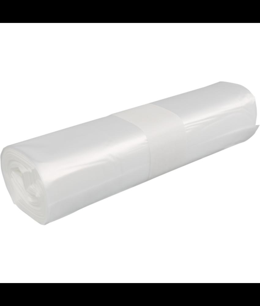 LDPE 45x50cm 25mu Transparant