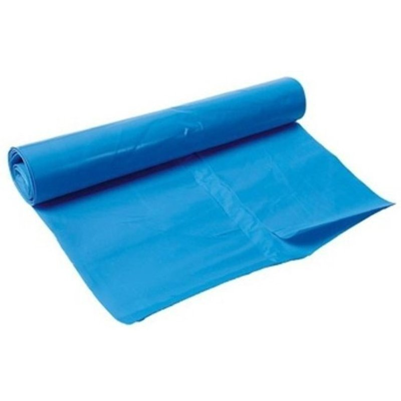 LDPE 70x110cm 50mu Blauw