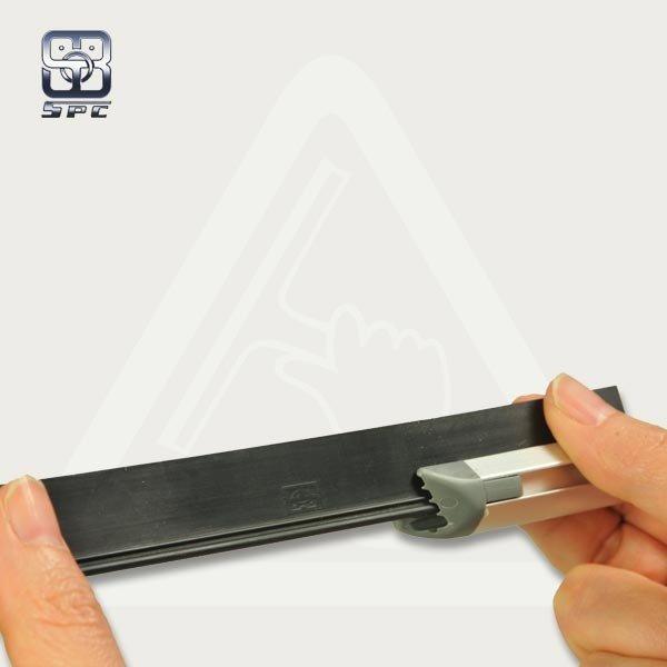 SPC Rail + rubber 90cm