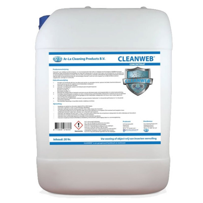Anti Spin 20 ltr (CleanWeb)