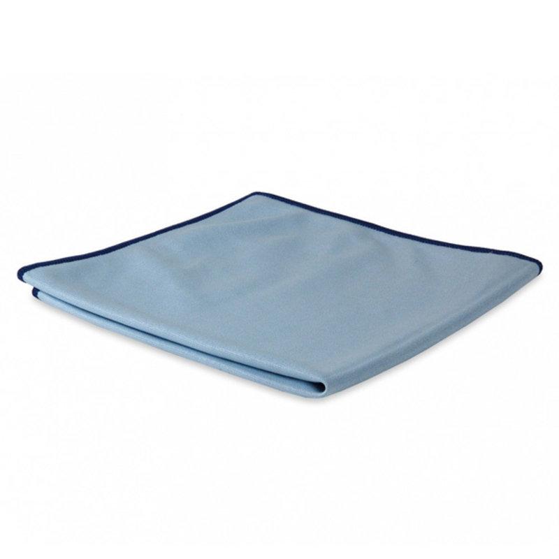 Microvezel Glas- en Metaaldoek, blauw