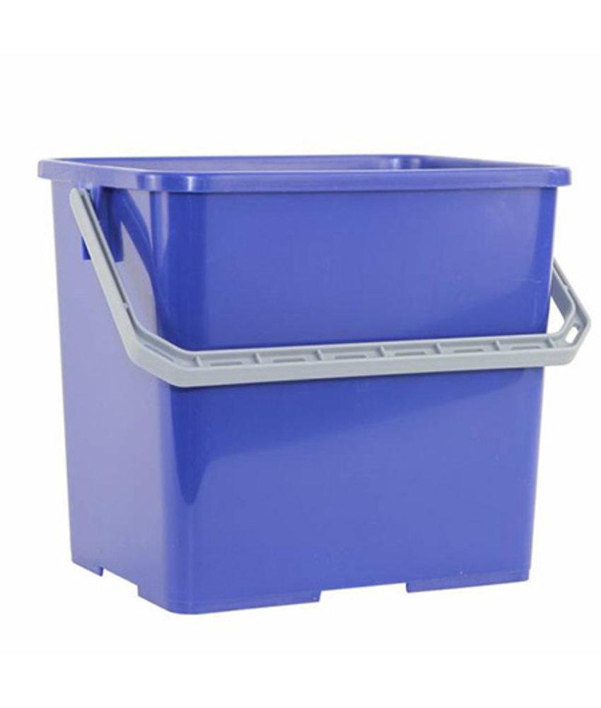 Emmer 6 liter, Blauw
