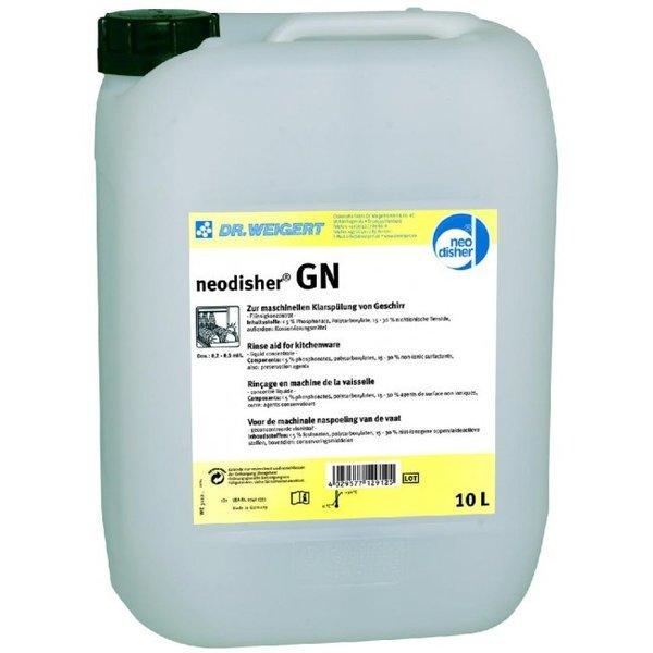 Neodisher GN Naspoelmiddel 10 liter