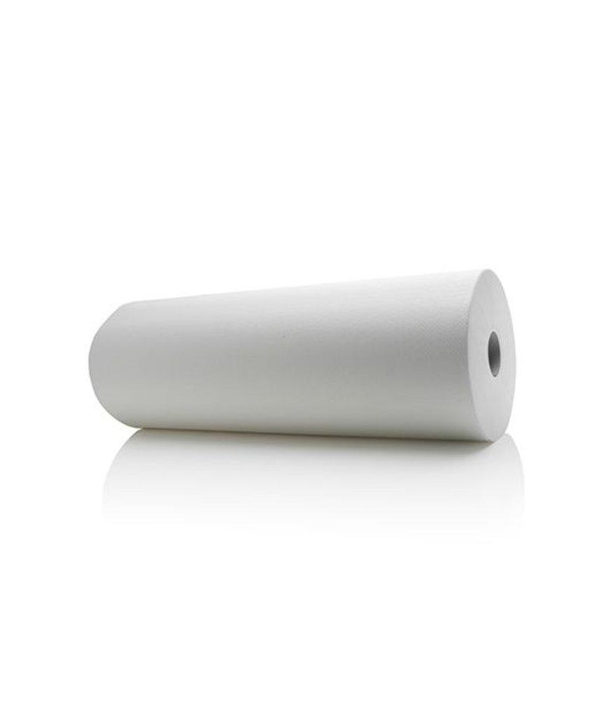 Satino Onderzoektafelpapier 2 lgs. wit, 46cm.