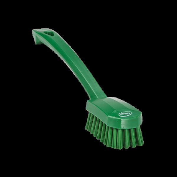 Vikan afwasborstel, medium, groen