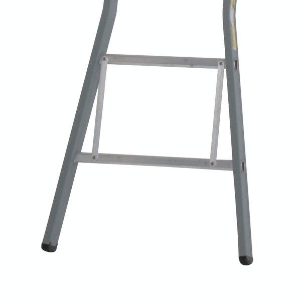 Dirks 2x10, 35cm optree glazenwassersladder
