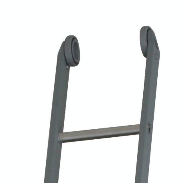 Dirks 2x7, 35cm optree glazenwassersladder