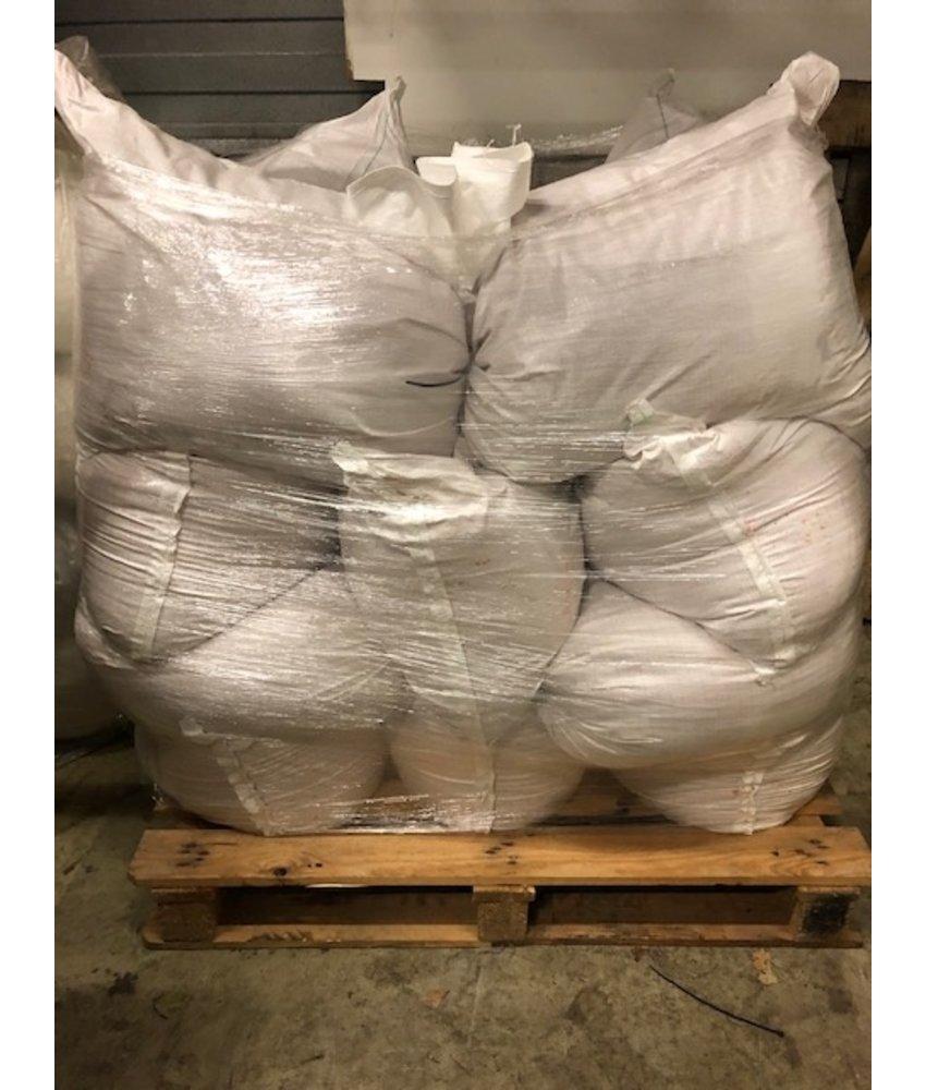 Zuiver Veegpoeder Rood 20x25kg