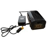 Cleanfix Rugstofzuiger RS 08 B (Batterij)