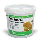Bio Blocks - Urinoirblokken (140 stuks)