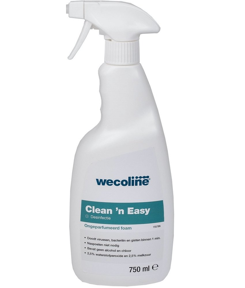 Clean 'n Easy Desinfect 6x750 ml