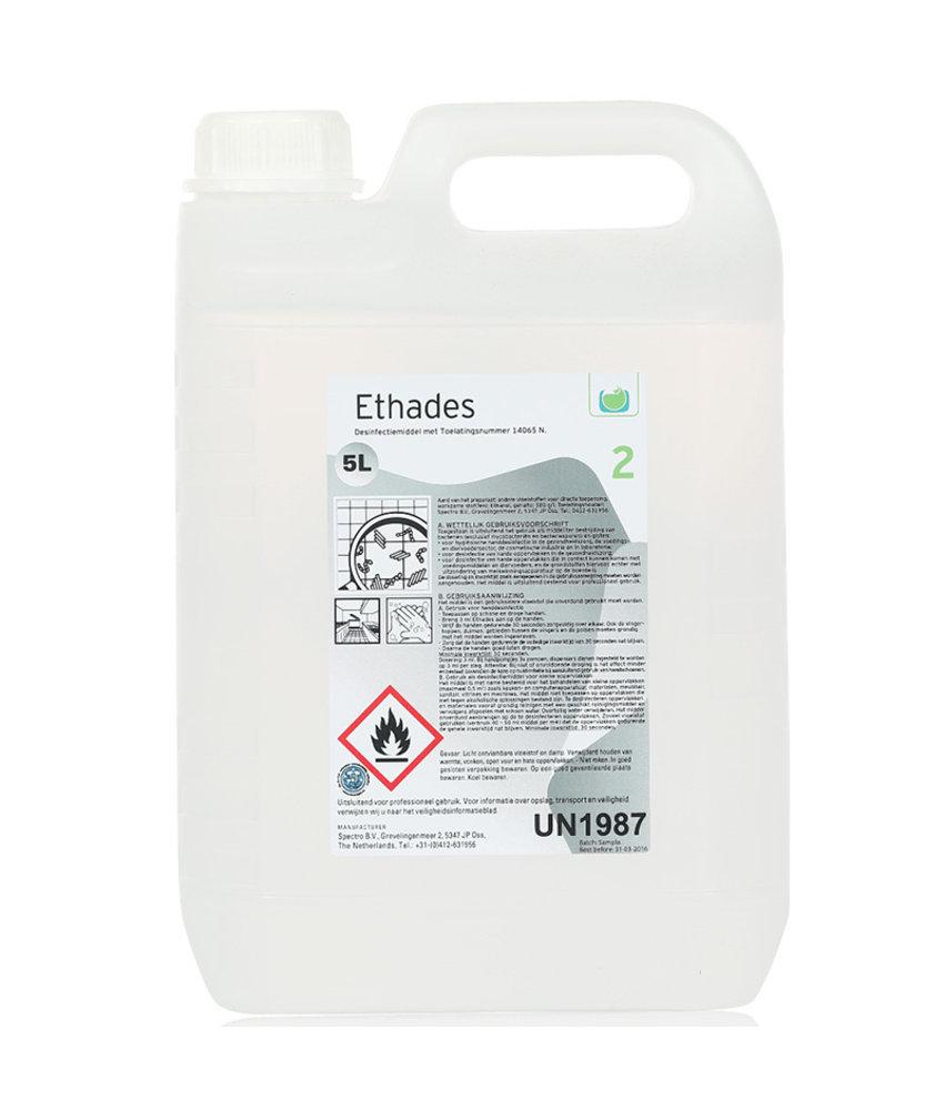 Ethades Desinfectiealcohol 5L