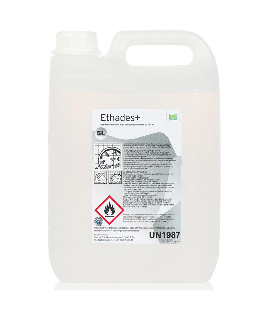 Ethades+ Desinfectiegel 5L