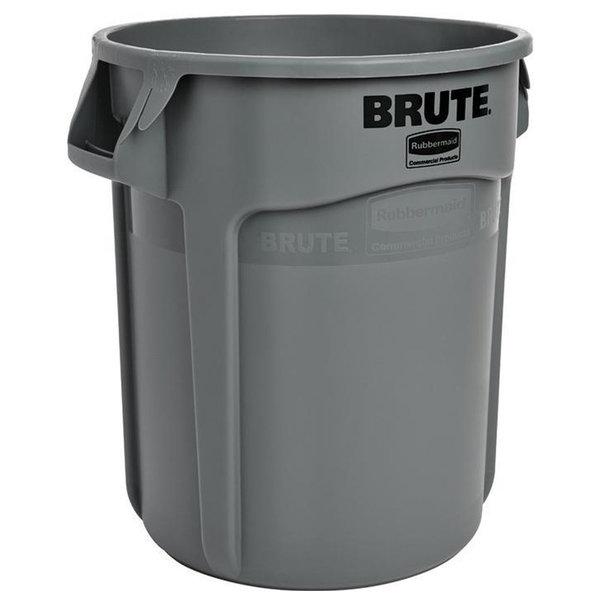 Afvalbak Brute, Grijs, 75L