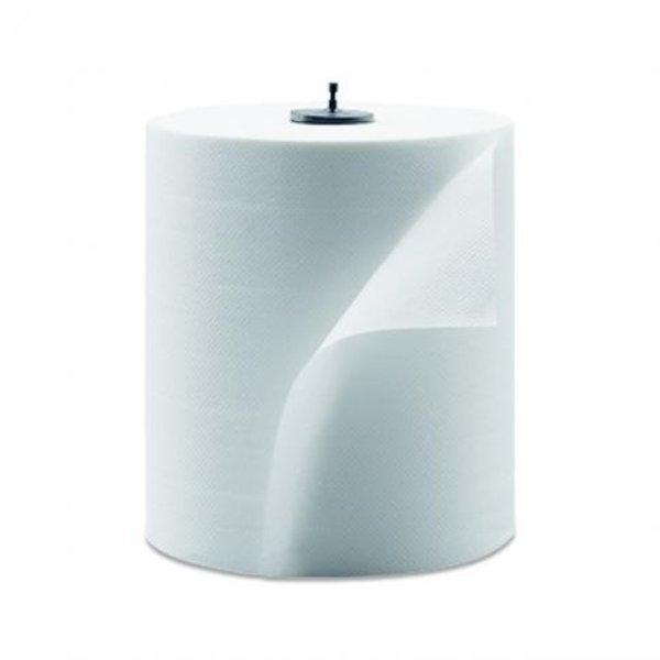 Satino Premium Handdoekrol 2-laags, Wit, Cellulose, 150 meter, 6 rollen