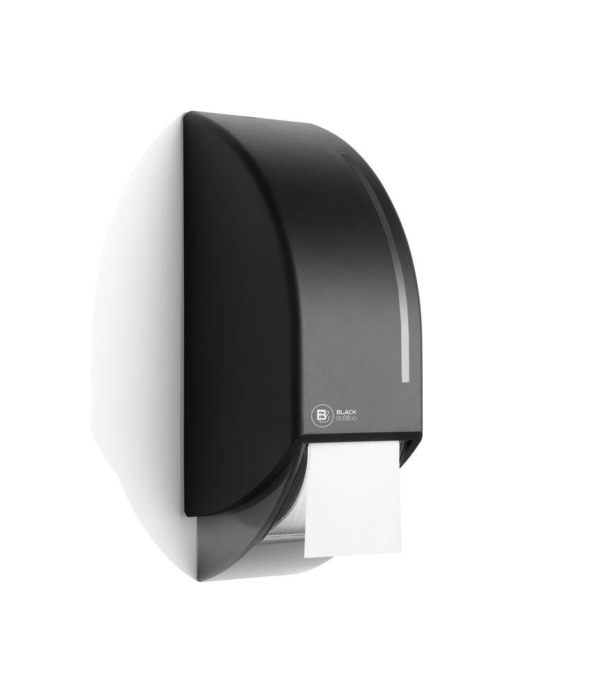 Satino Black Systeemrol dispenser