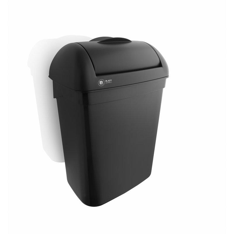 Satino Black Hygienebox 8L