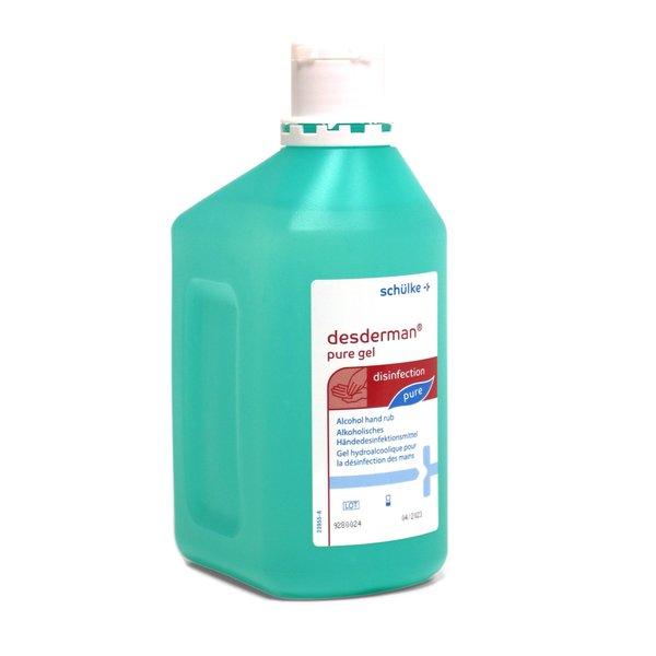 Desinfectiezuil Compleet 1000ml, Rood