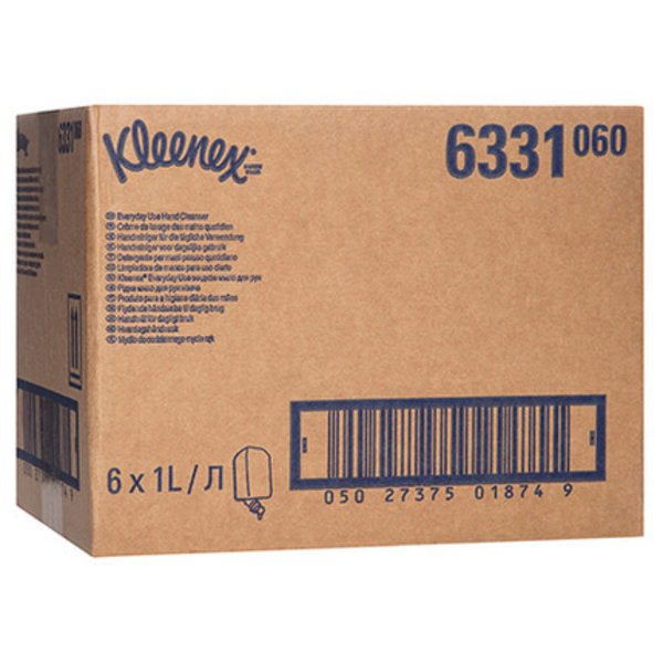 Kimcare/Kleenex Handzeep 6331 (6x1L)