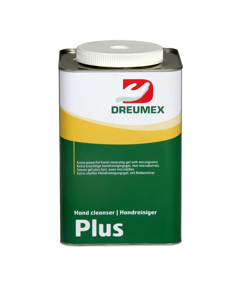 Dreumex Plus 4x4,5 liter